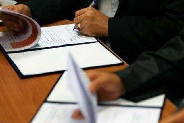 دانشگاه علم و صنعت و انجمن راه سازی و بهسازی تفاهم نامه همکاری امضا کردند