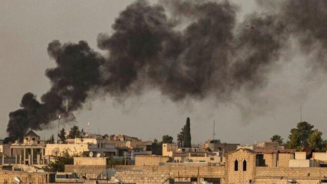 ارتش ترکیه به 181 هدف از جمله زندان داعشی ها در خاک سوریه حمله نموده است